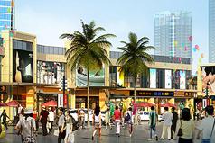 网站建设案例:高岭国际商贸城